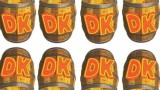 Donkey Kong Barrel masthead