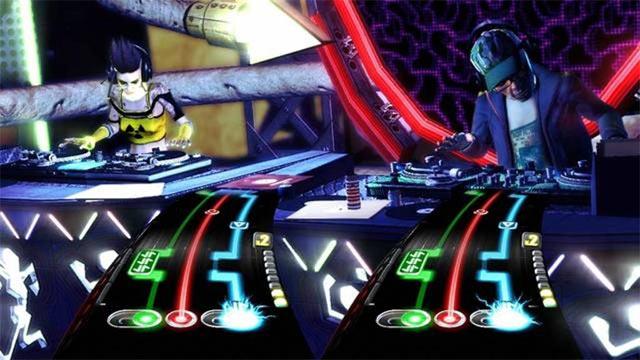 DJ Hero 2 Screenshot