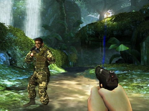 GoldenEye 007 (Wii) Screenshot