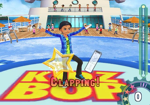 Kidz Bop Dance Party: The Video Game Screenshot