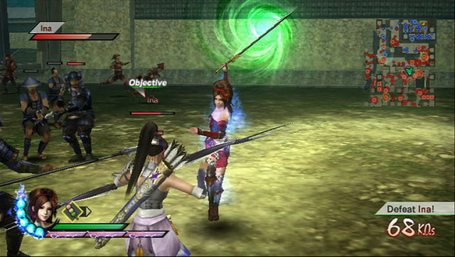 Samurai Warriors 3 Screenshot 1