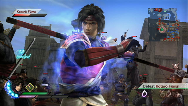 Samurai Warriors 3 Screenshot 4