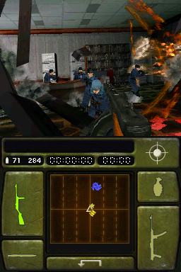Call of Duty: Black Ops (DS) Screenshot