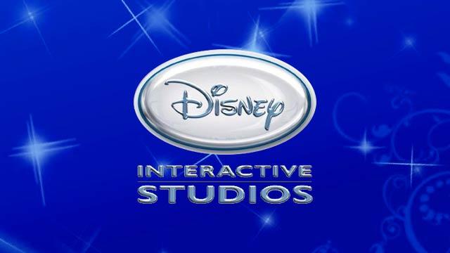Disney Interactive Logo Art