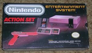 NES Action Set Box Art