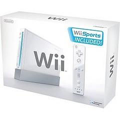 Wii Box Art
