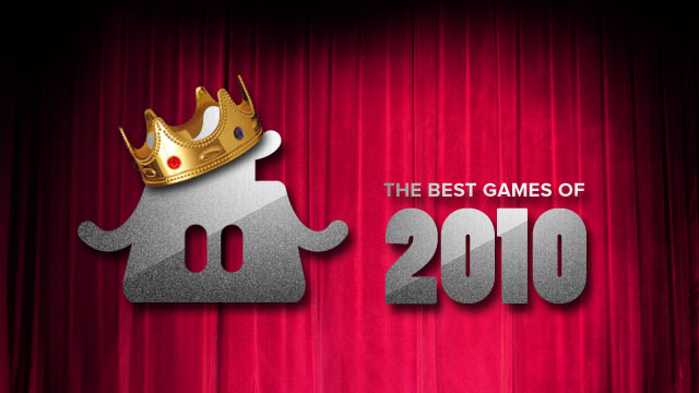 Issue 31: The Best Games of 2010