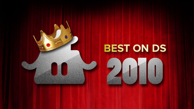 The Best Games of 2010: DS