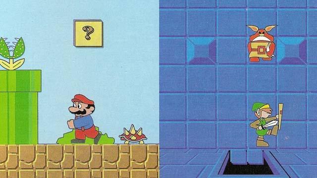 Nintendo Cereal System Artwork