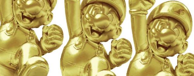 Golden Mario Award masthead