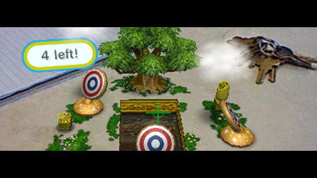 3DS Augmented Reality Game
