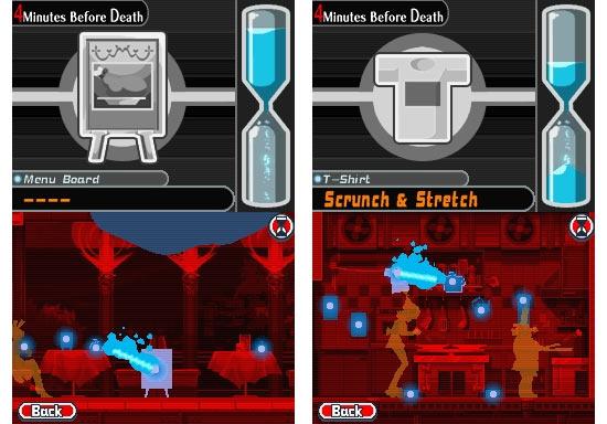 Ghost Trick - Screenshot