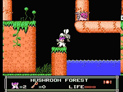 Little Nemo Screenshot