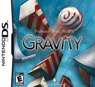 Professor Heniz Wolff's Gravity DS Game Box
