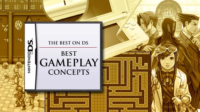 The Best on DS: Gameplay Concepts