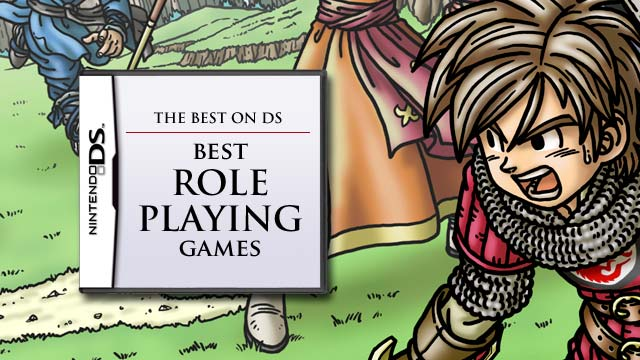 The Best on DS: RPGs