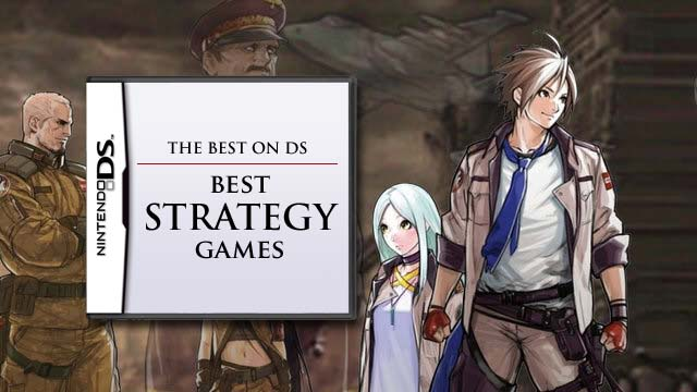 The Best on DS: Strategy