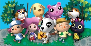 Animal Crossing Wild World art