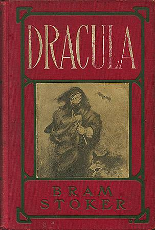 Dracula 1902 Book Cover