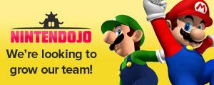 Nintendojo's Hiring