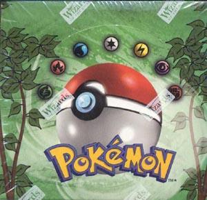 Pokémon Trading Card Game - Jungle Set Box Photo