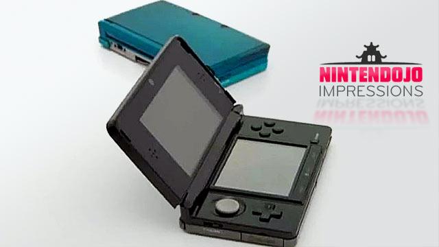 Nintendojo 3DS Impressions