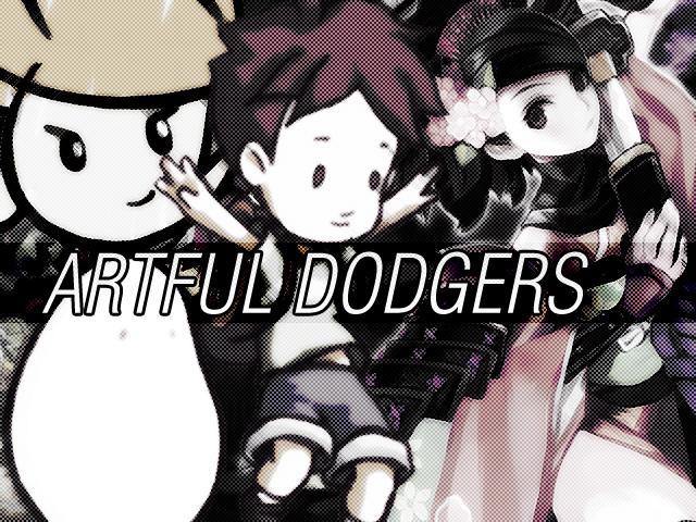 Artful Dodgers Masthead