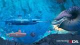 Steel Diver 3DS Artwork