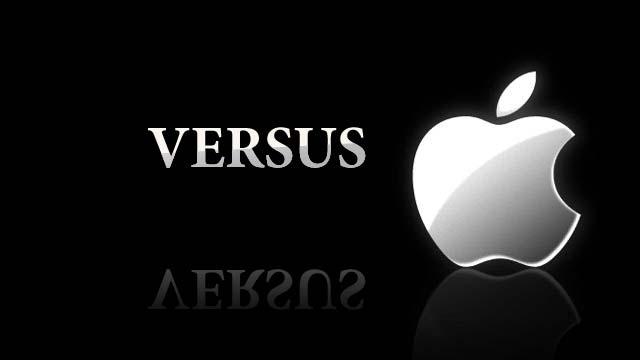 Issue 48: Versus Apple