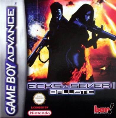 Ballistic: Ecks vs. Sever 2 cover art