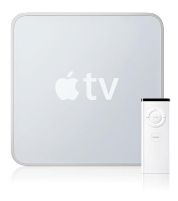 Apple TV promo shot