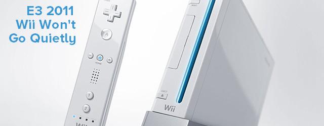 Wii at E3 masthead