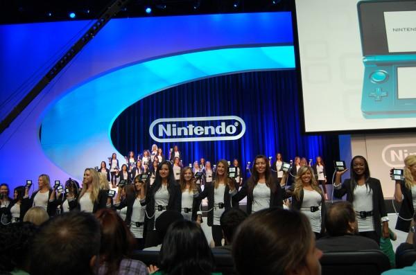 Nintendo E3 2010 conference, 3DS demos