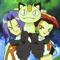 Team Rocket trio