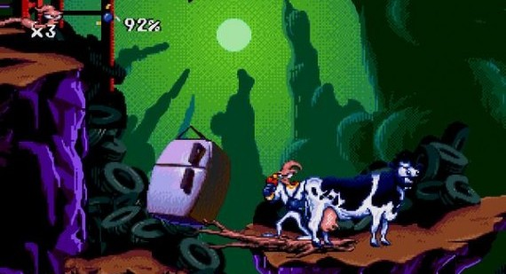 Earthworm Jim screen