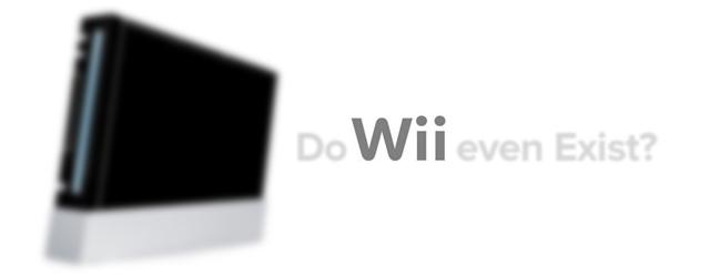 Do Wii Even Exist? masthead