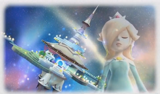 Rosalina & the Cosmic Observatory