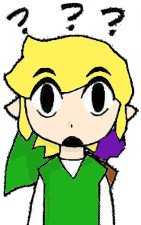Link, Confused