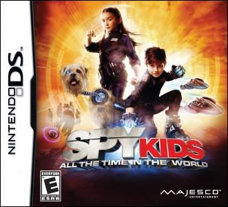 Spy Kids DS
