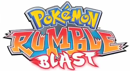 Pokémon Rumble Blast logo