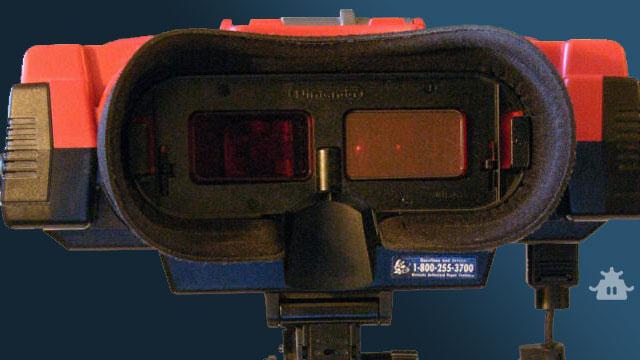 Virtual Boy Hardware Masthead