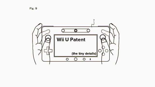 Wii U Patent masthead