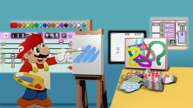 Underrated Game: Mario Paint (Mel Turnquist)