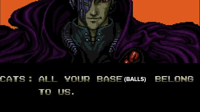 All Your Baseballs belong to us masthead
