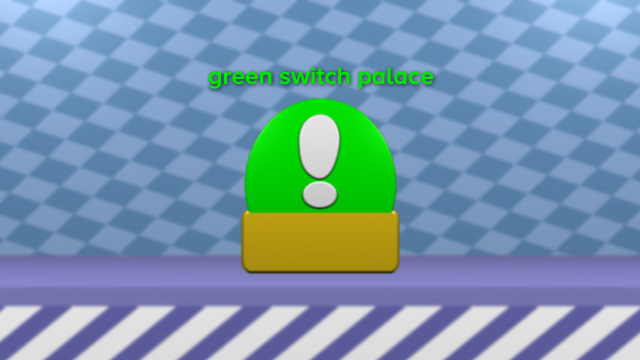 Green Switch Palace masthead GSP