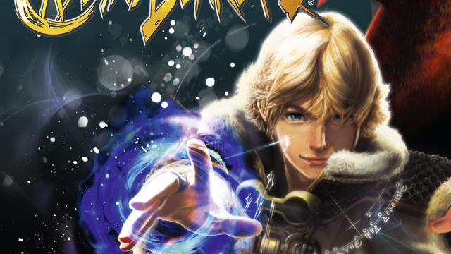 Crystal Bearers masthead Final Fantasy
