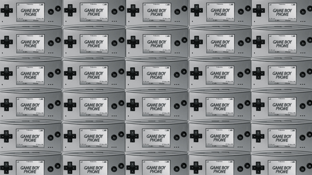 Game Boy Phone masthead