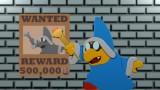 Mushroom Kingdom's Most Wanted (Aaron Roberts)
