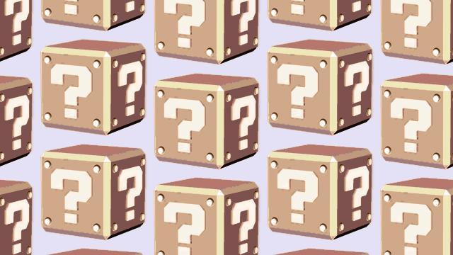 Generic question block masthead