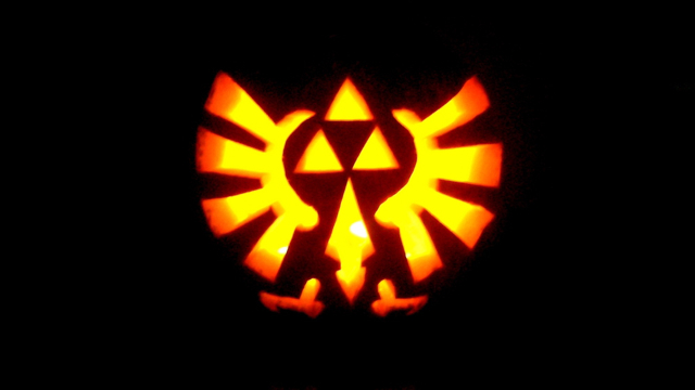 Triforce Pumpkin masthead
